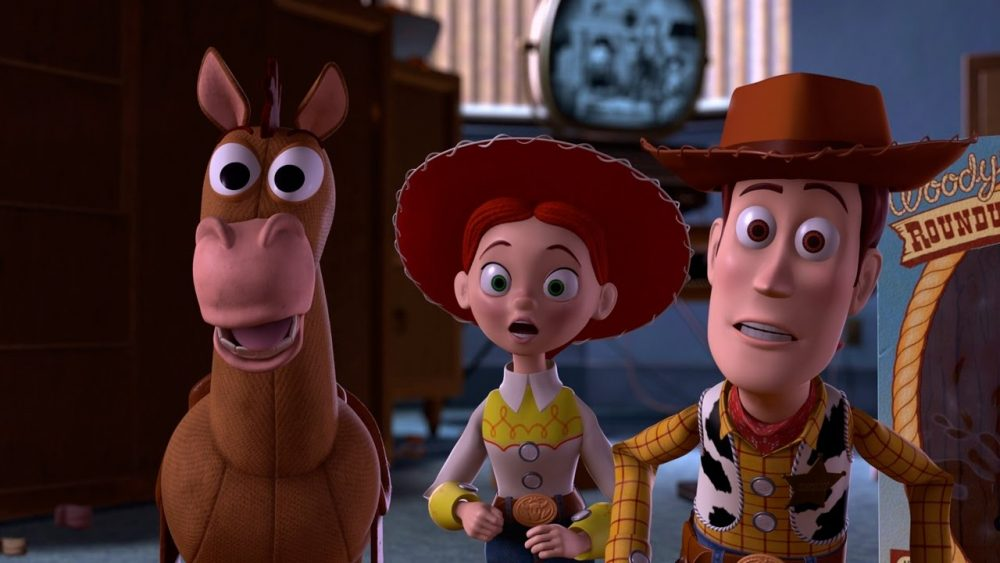pixar movies toy story 2