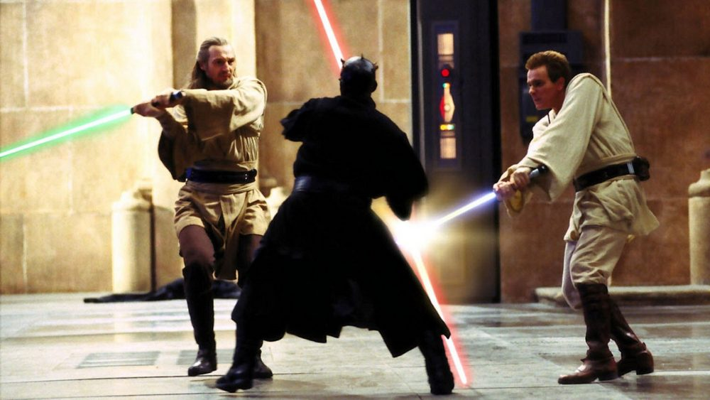 star wars movies phantom menace