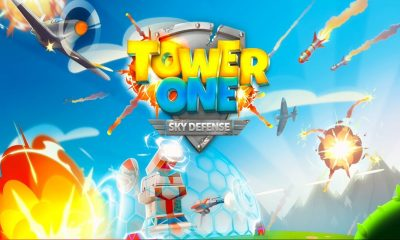 tower one sky defense top 10 tower defense games