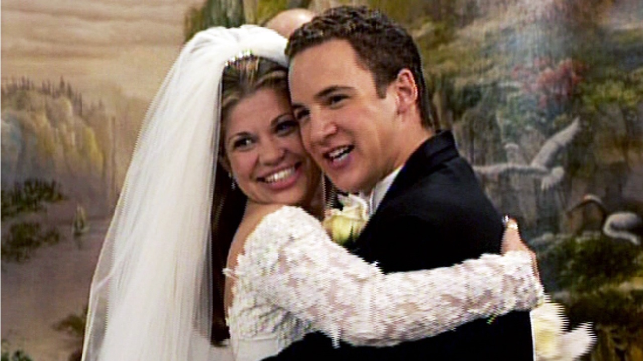 tv couples cory and topanga