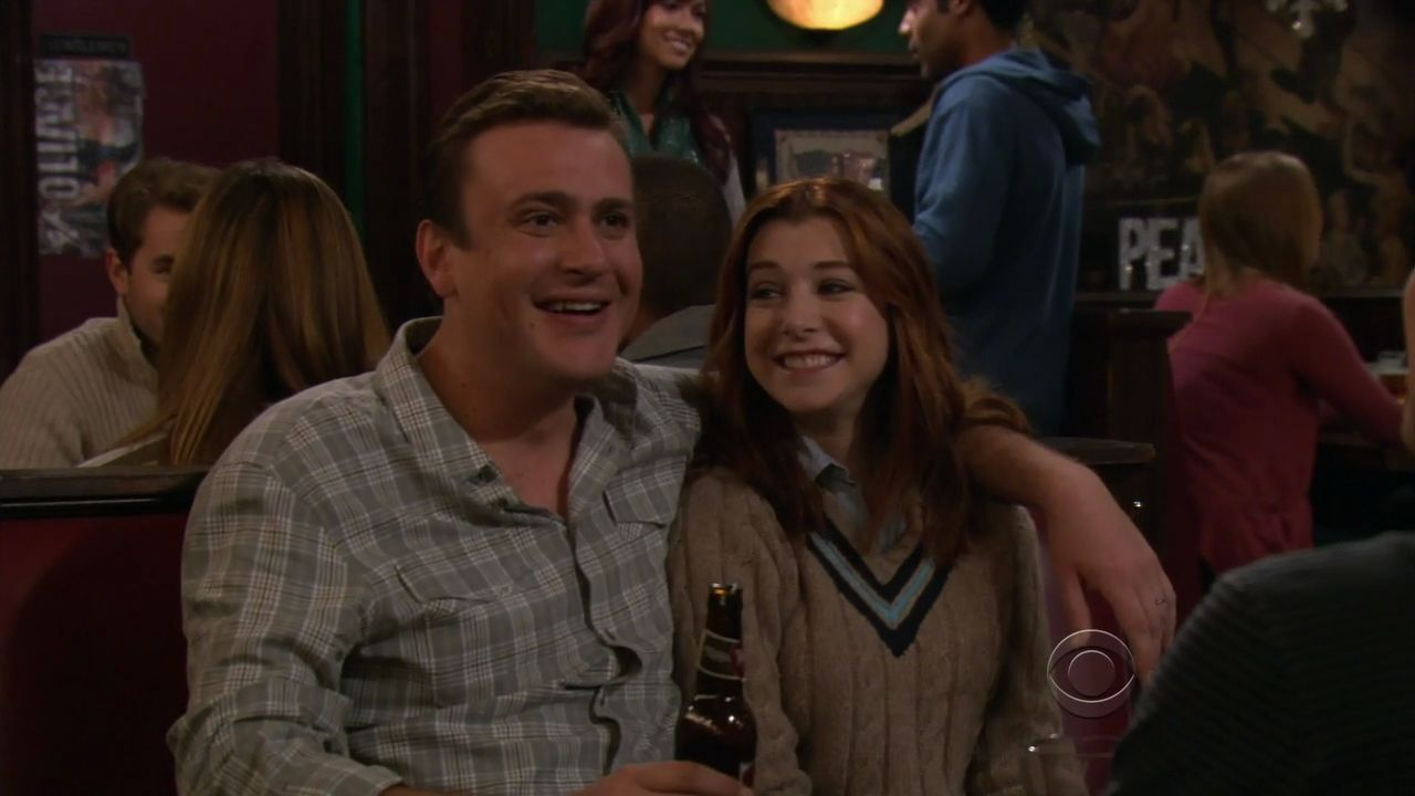 tv couples marshall and lily