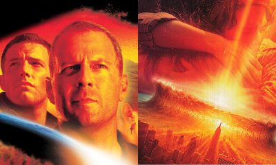 two movies armageddon deep impact