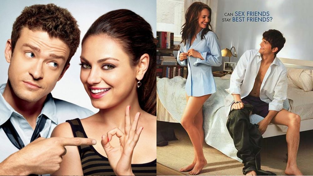 two movies friends with benefits no strings attached