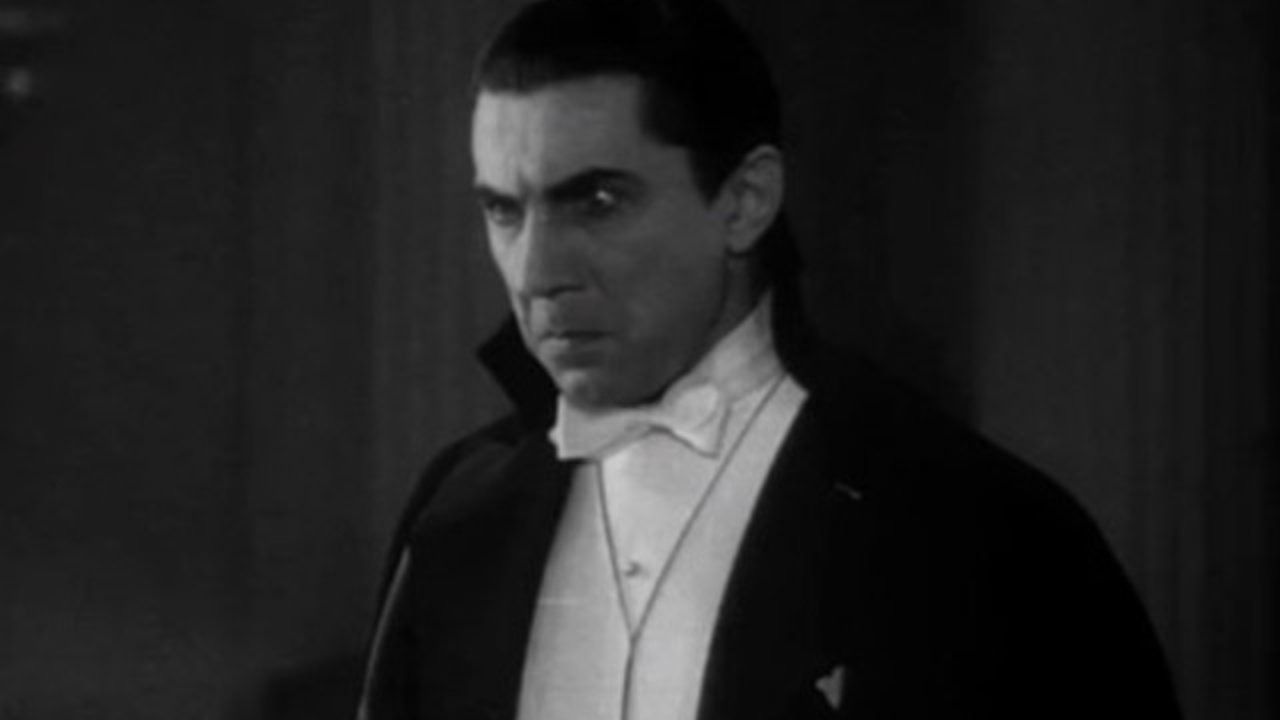 Dracula is one of the most recognized movies monsters ever.