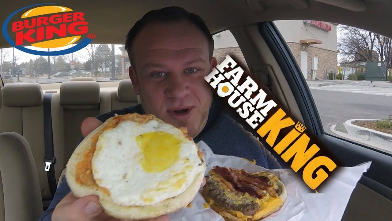 2 burger king eggs top 10 things not to order