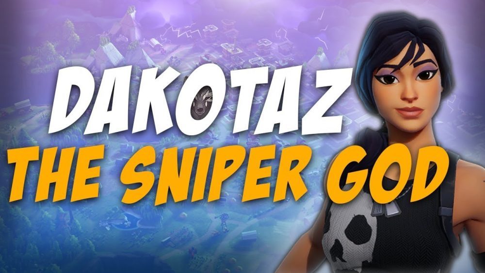 Dakotaz top 10 fortnite players online