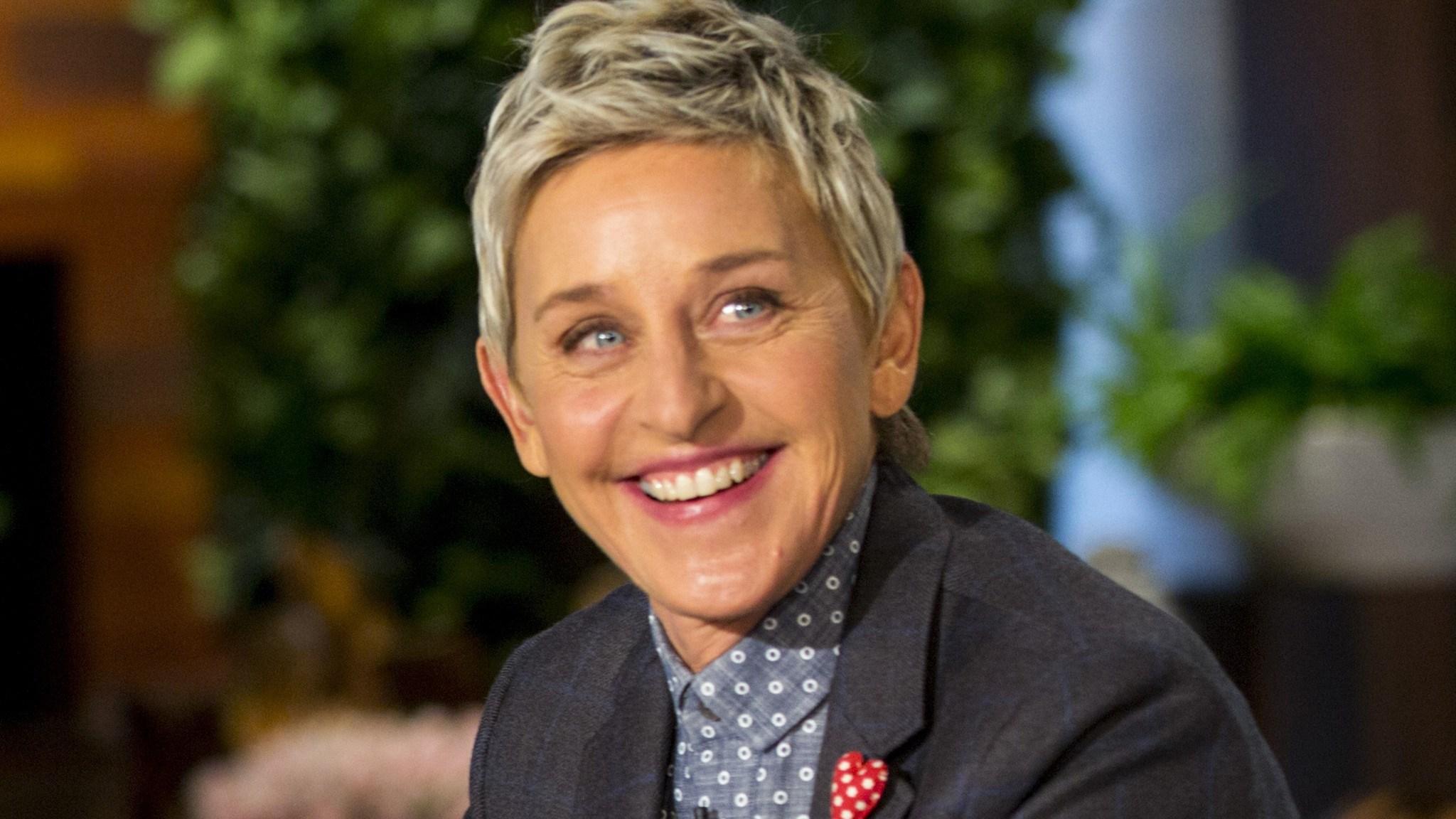 2. Ellen Degeneres