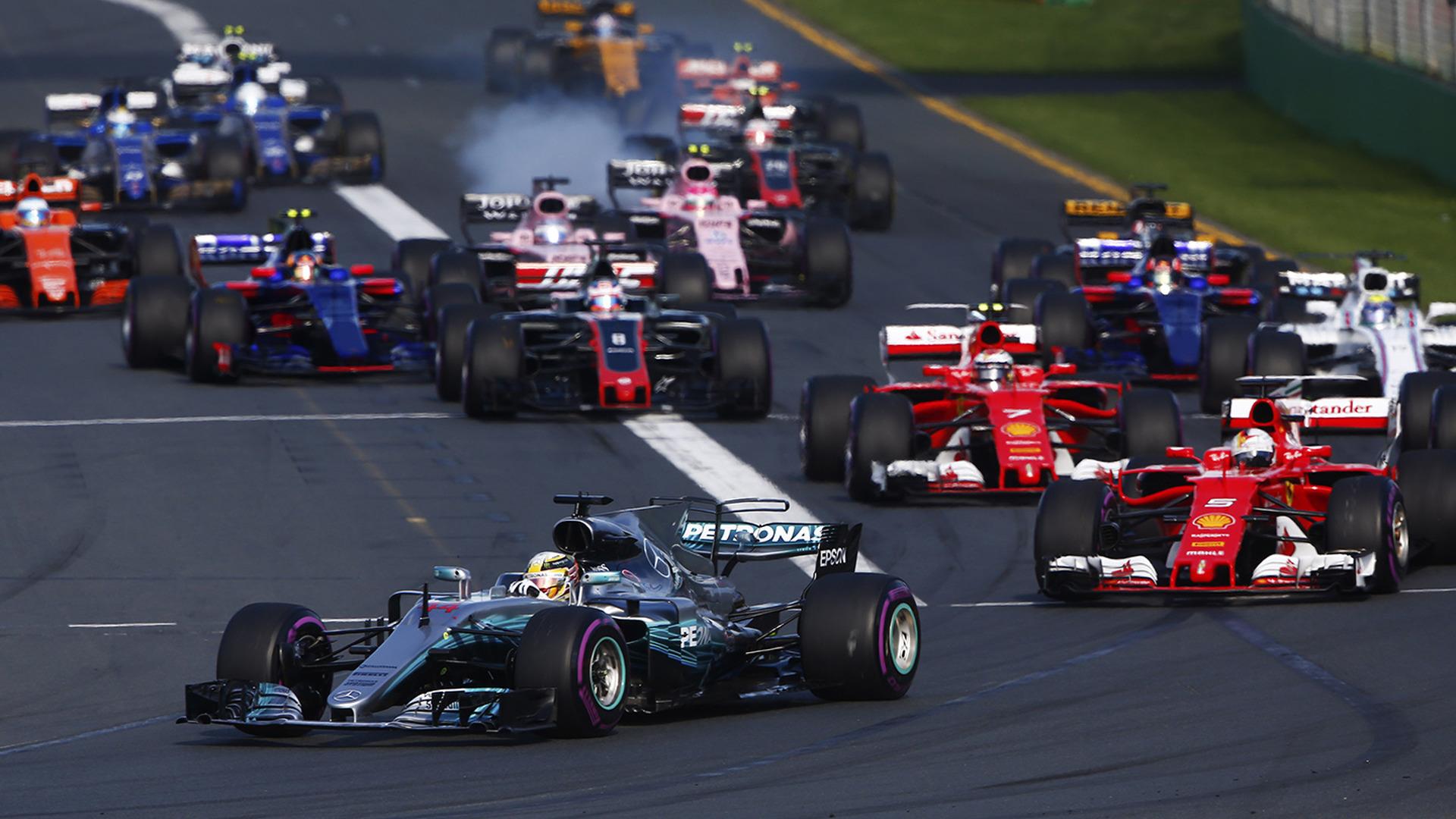 Australian Formula One 1 Grand Prix, Albert Park, Melbourne, Australia. 26 Mar 2017.