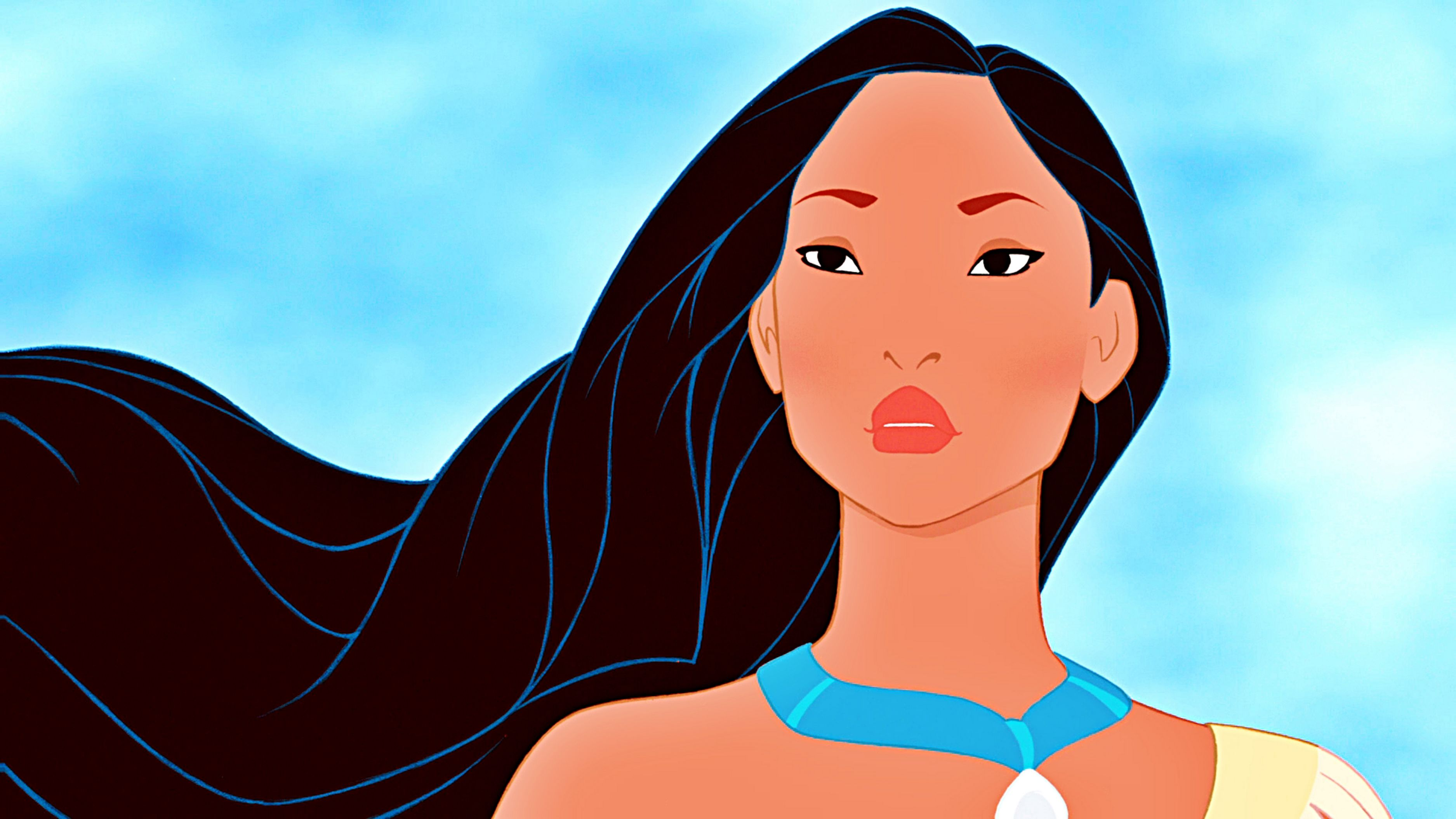 2. The unique features of Pocahontas