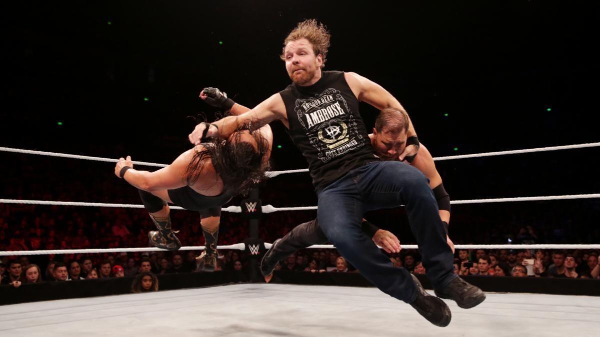 3. Dean Ambrose