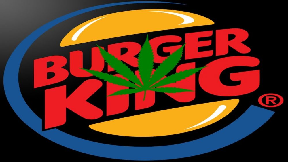 burger king on 420 top 10 things no