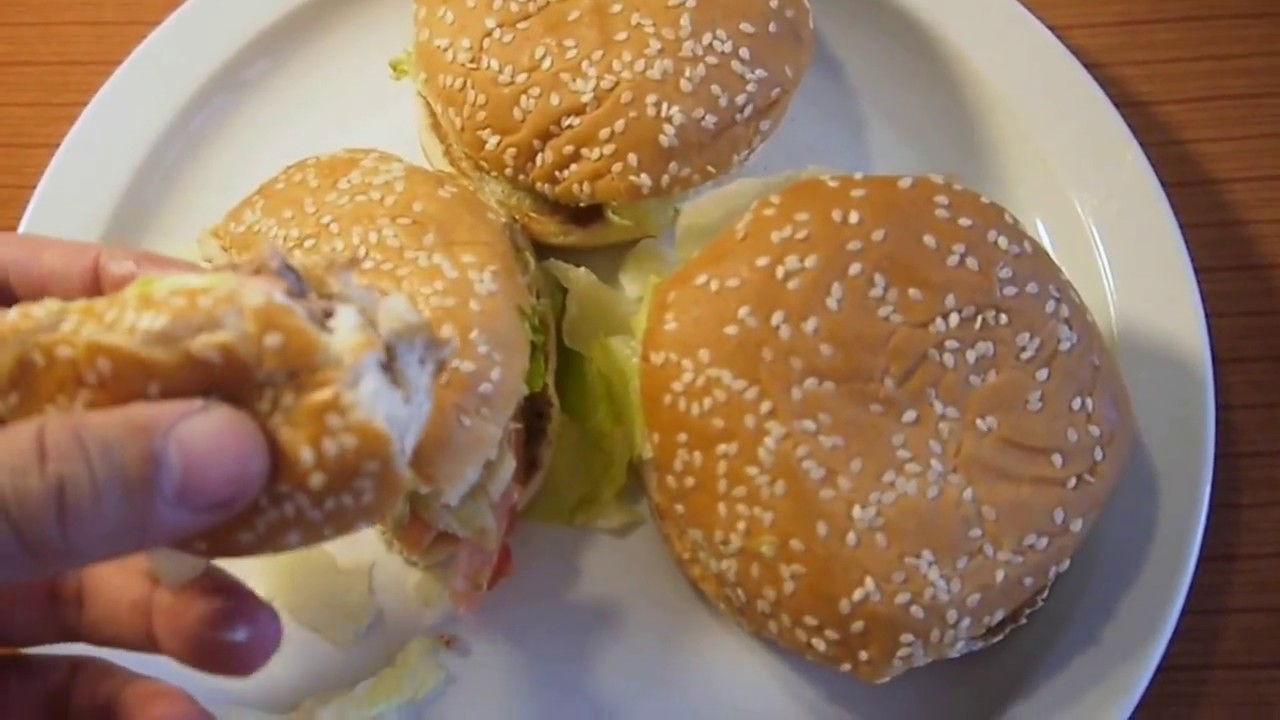 5 whopper junior top 10 burger king items not to order