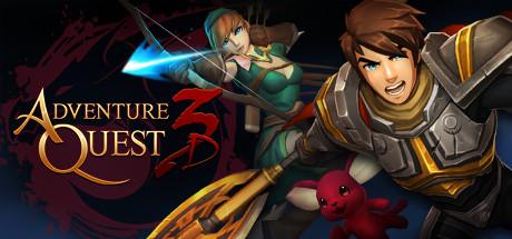 5. AdventureQuest 3D