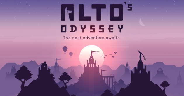6. Alto's Odyssey