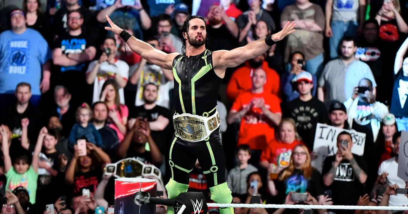 6. Seth Rollins