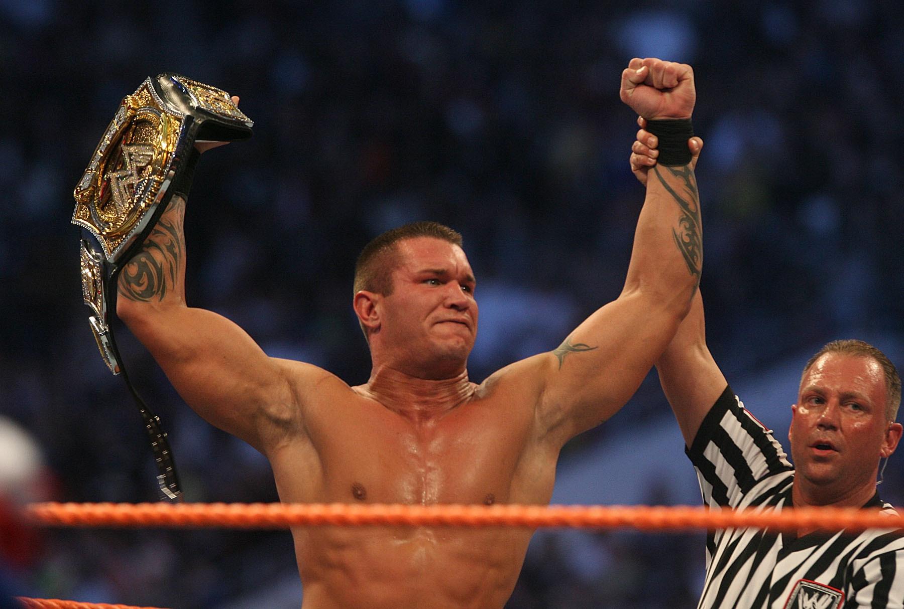 7. Randy Orton