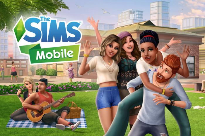 7. Sims Mobile