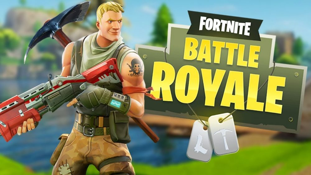 fortnite battle royale saved the game