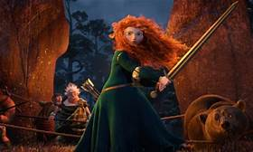 _8. Recreation of Princess Merida