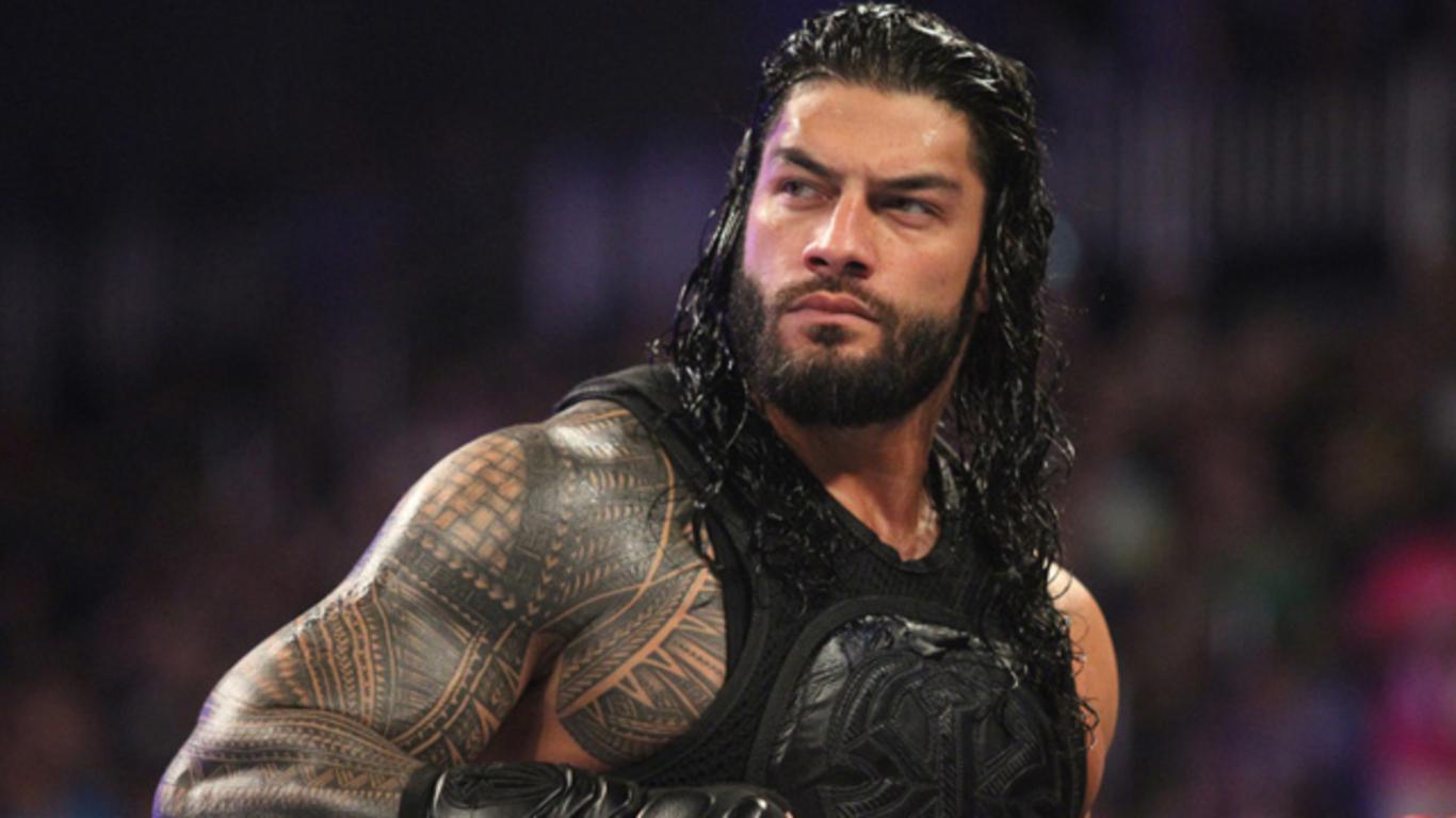 8. Roman Reigns