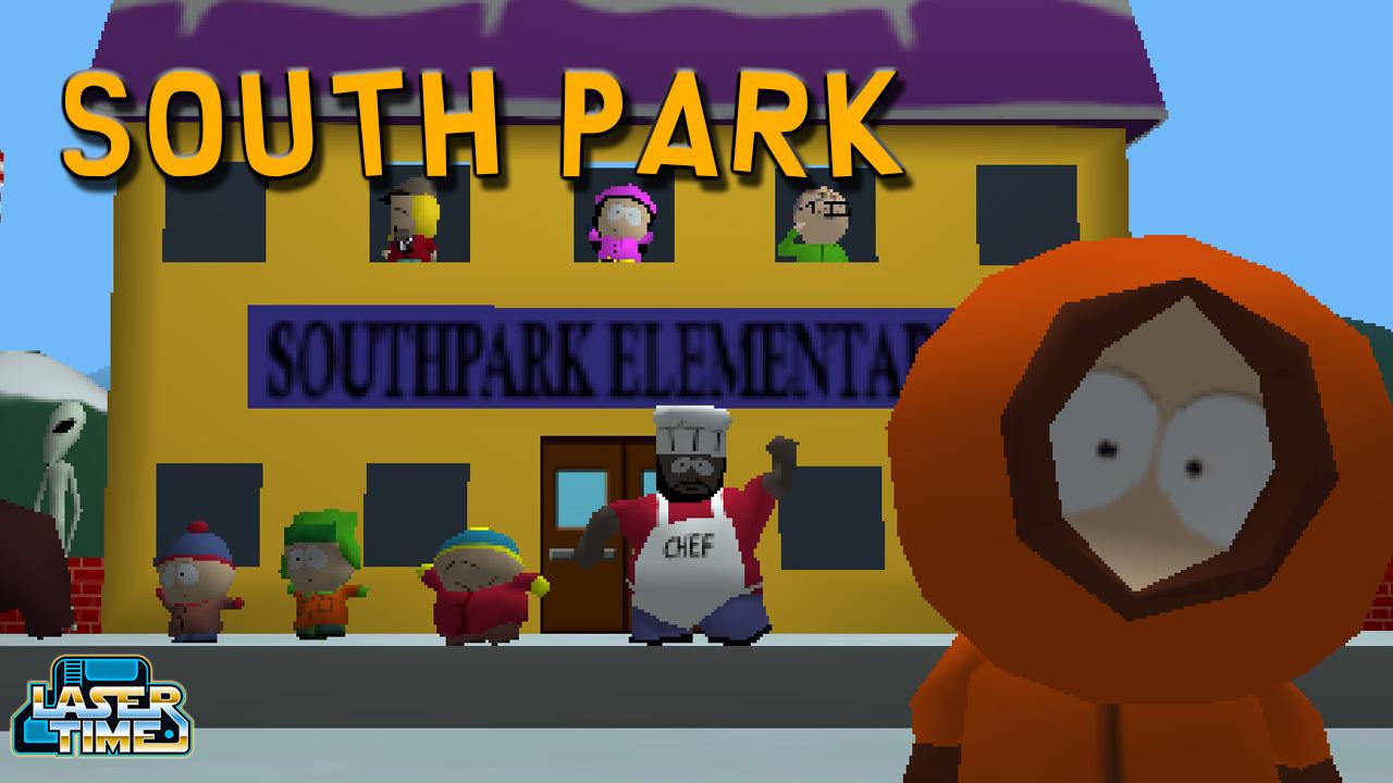 8. South Park