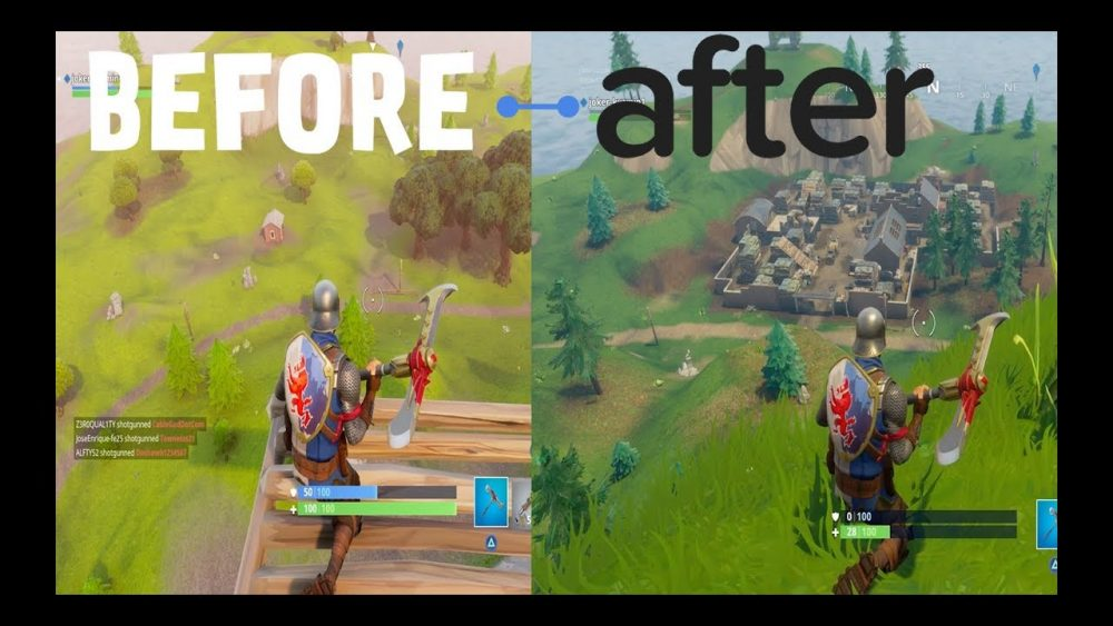 fortnite changes top 10 fornite facts