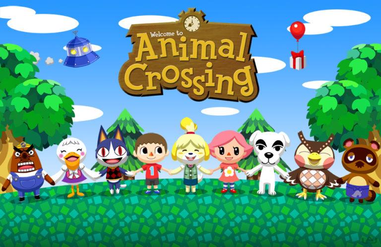9. Animal Crossing
