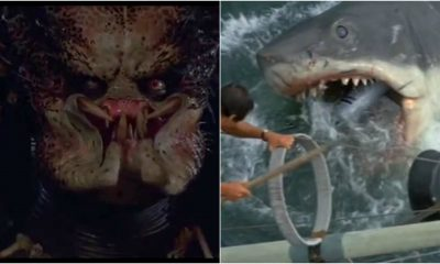 Movie monsters effects have come a long way.