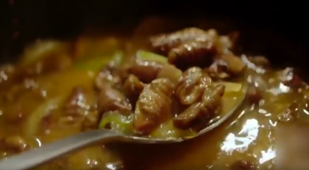 anthony bourdain exotic foods bile soup