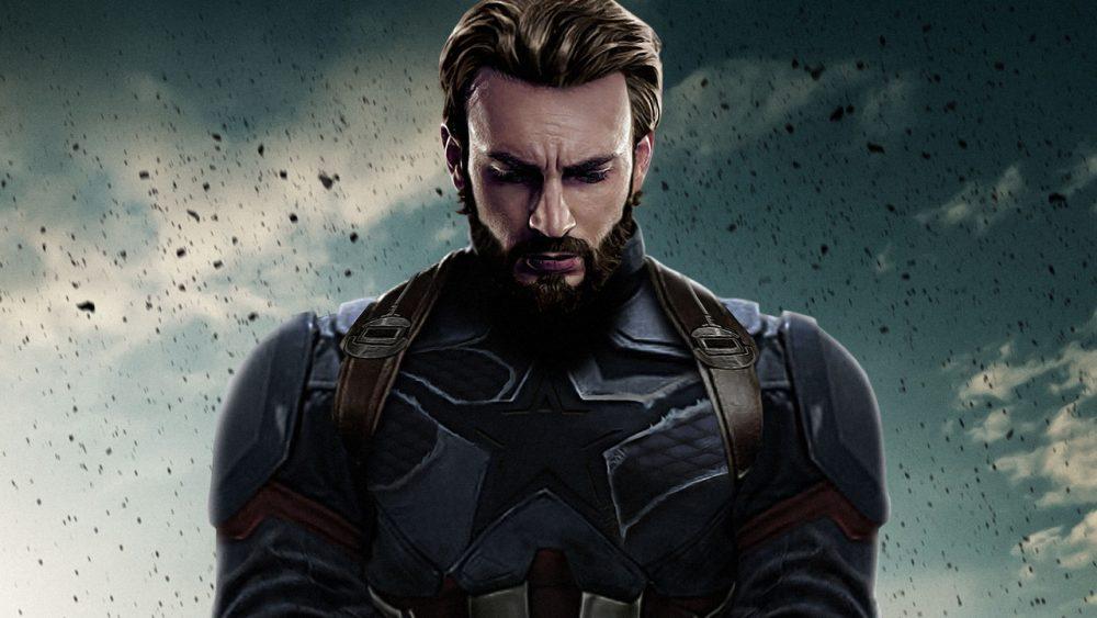 avengers infinity war cap