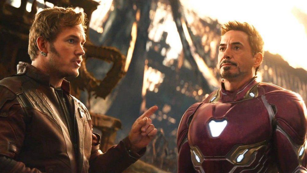 avengers infinity war inorganic plot