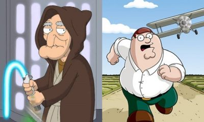 family guy movie parodies