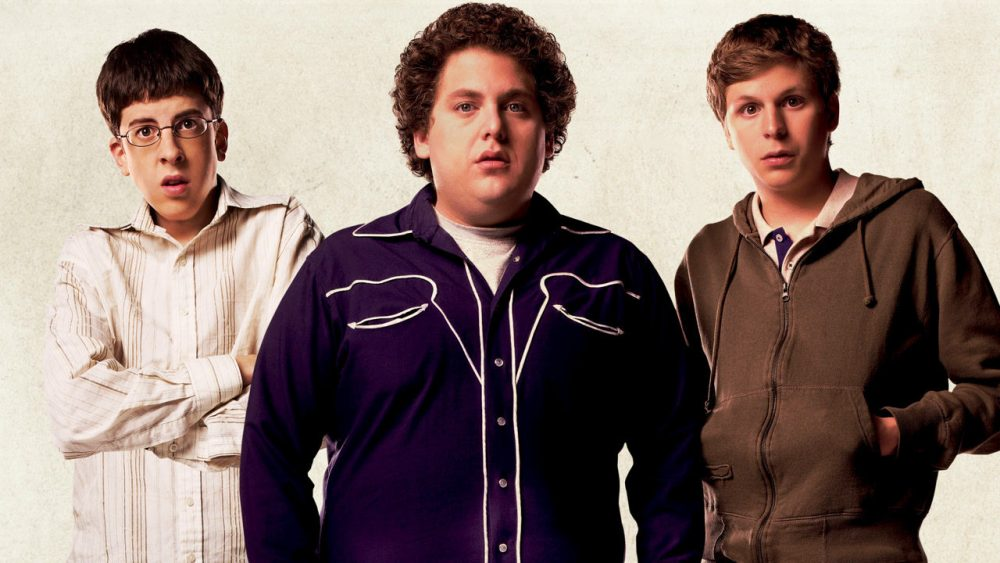 high school movies superbad