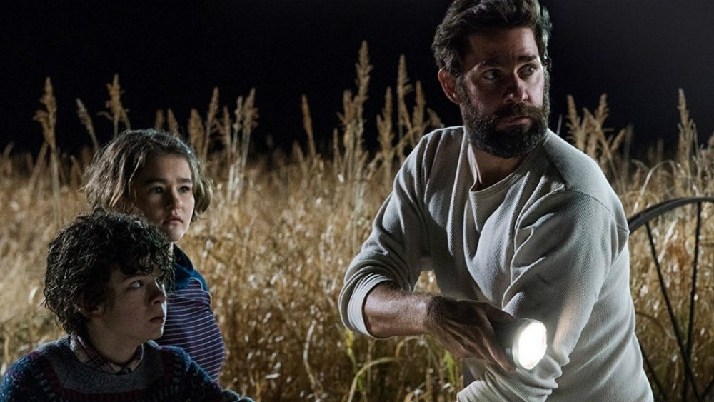 horror movies a quiet place