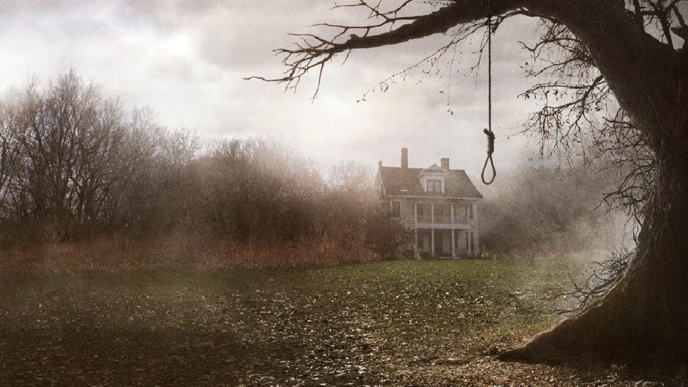 horror movies the conjuring