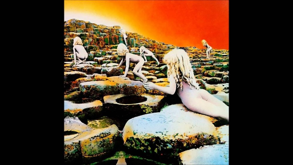 led zeppelin albums houses of the holy