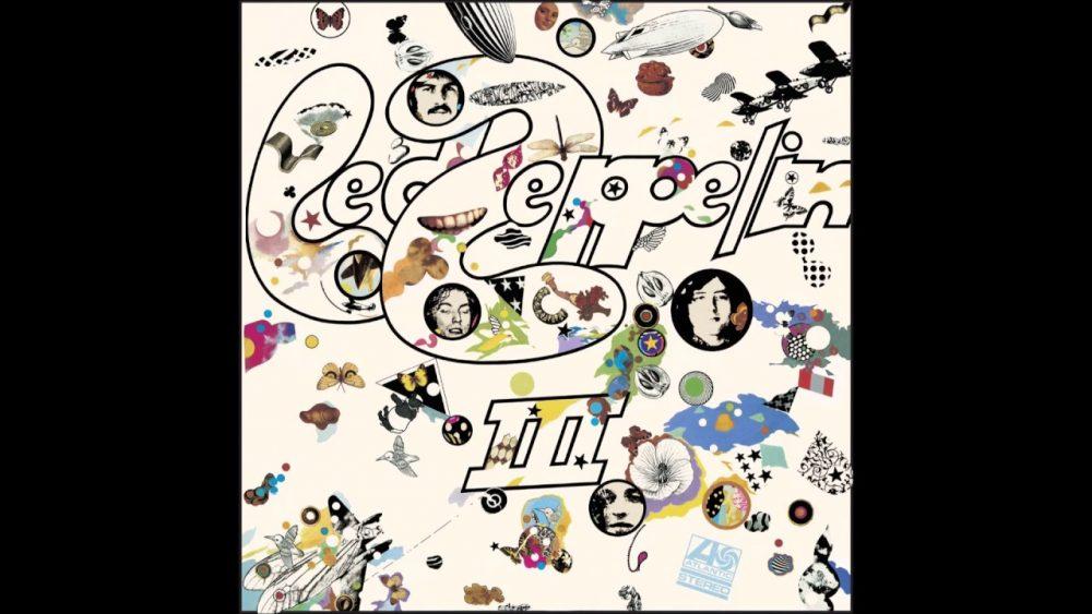 led zeppelin albums iii