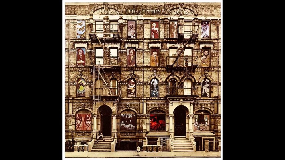 led zeppelin albums physical graffiti