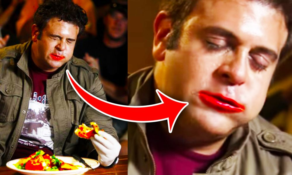 Top Ten Man Vs Food Episodes Where He Beats The Food!