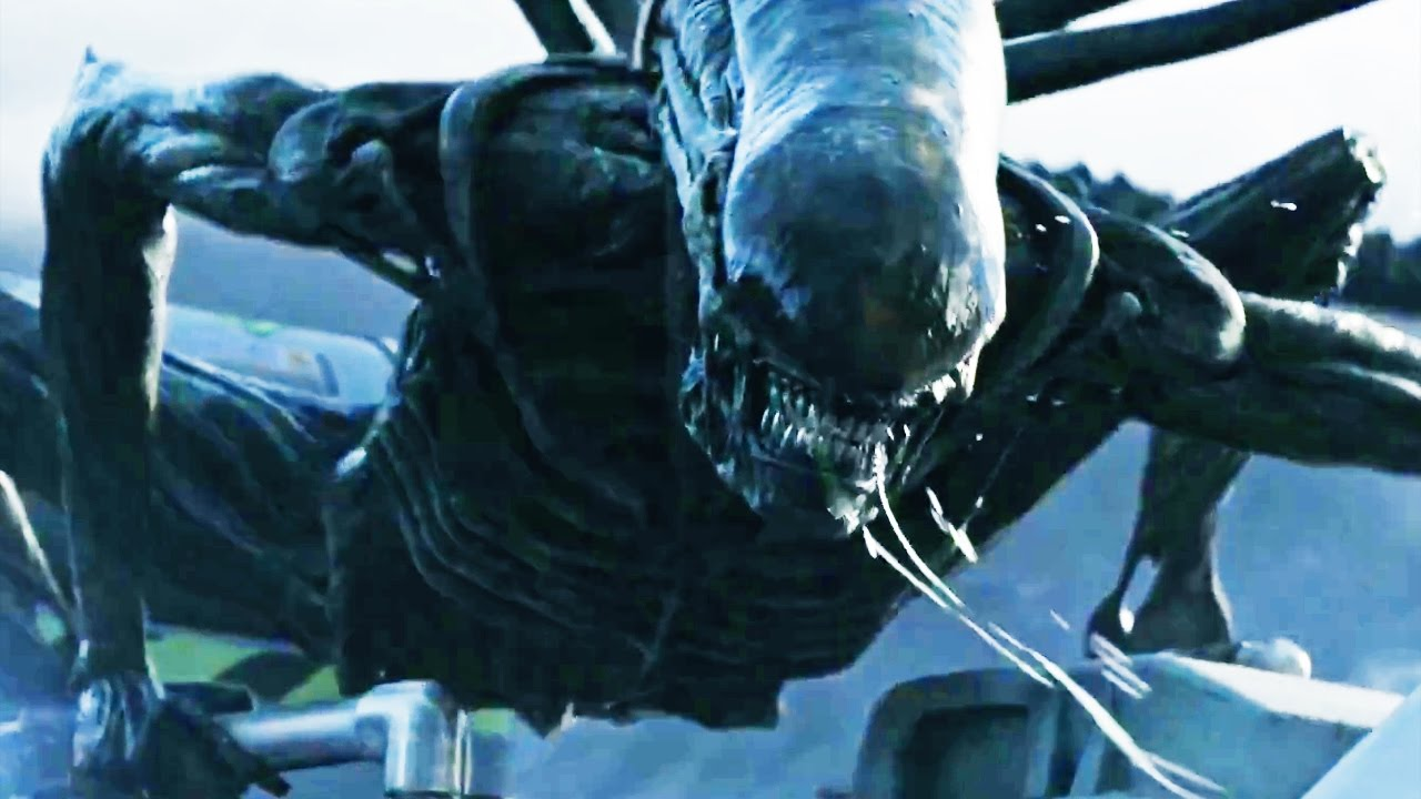 The monster from the Alien franchise is truly terrifying.