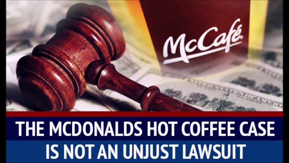 mcdonalds coffee case