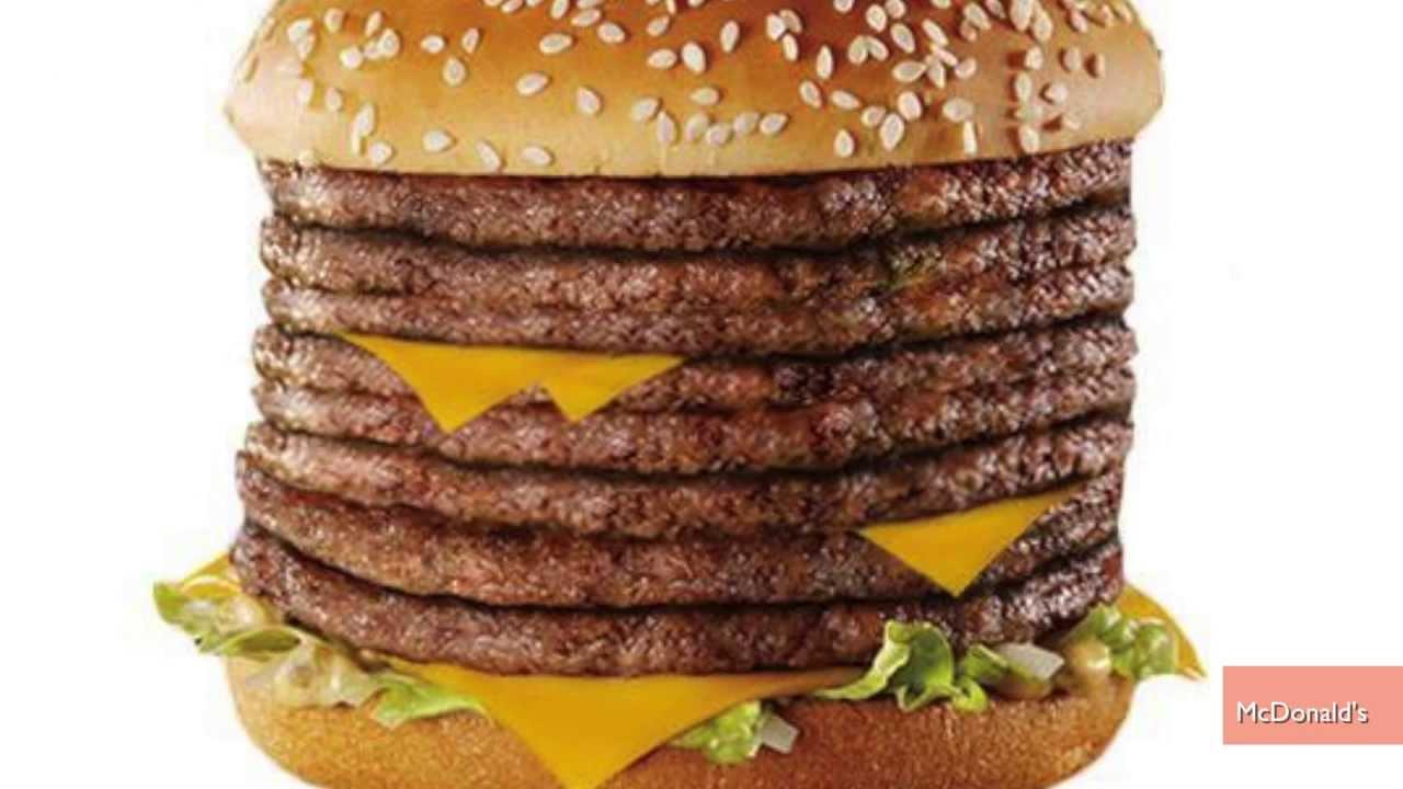 McDonalds Secrets