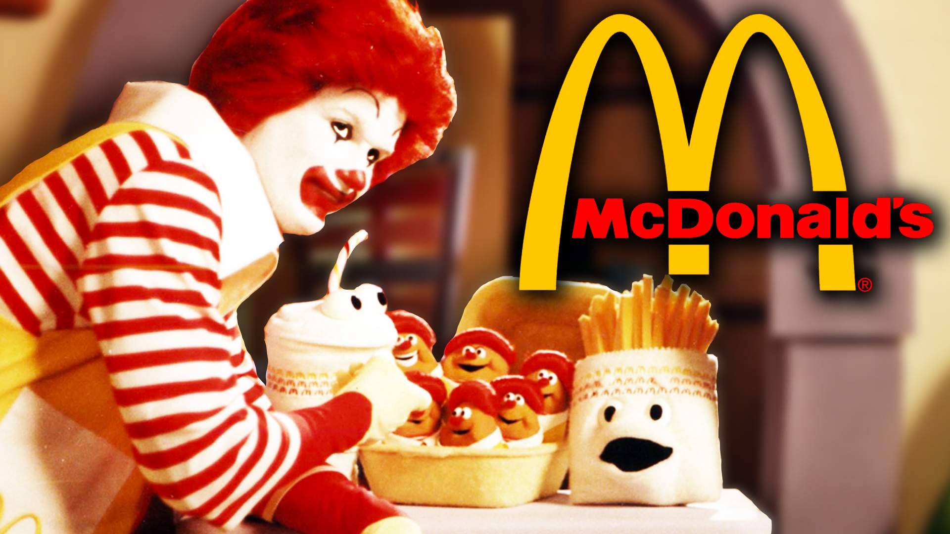 Ronald McDonald - McDonald's items you shouldn't eat according to reddit