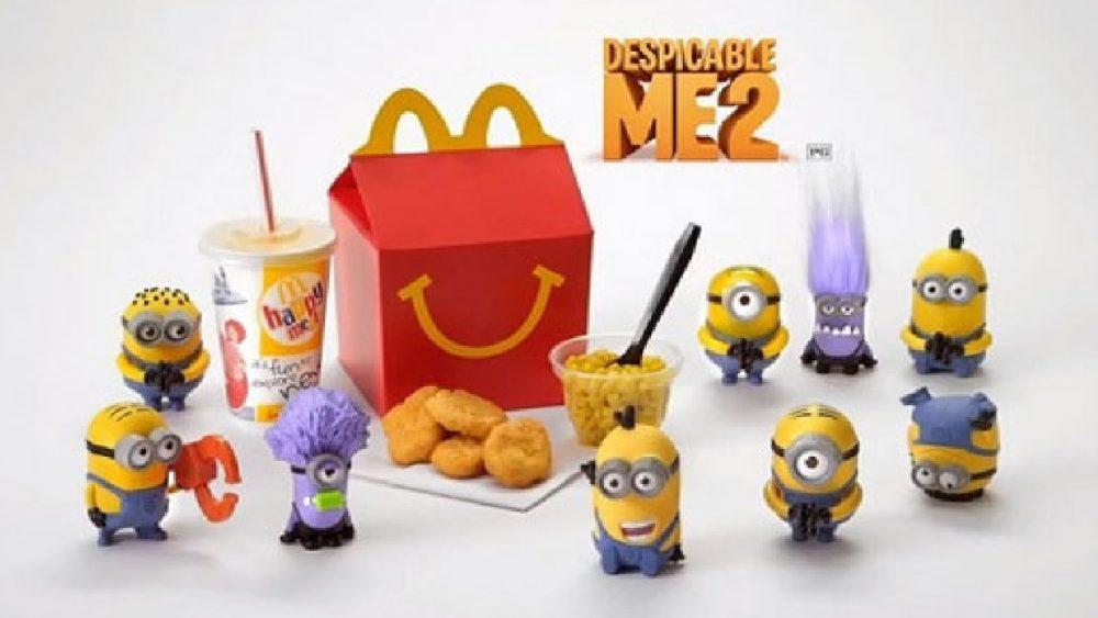 mcdonalds toys