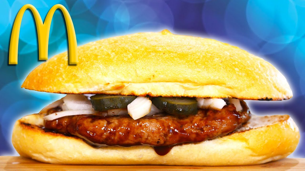 10 Untold Truths About McDonald's McRib