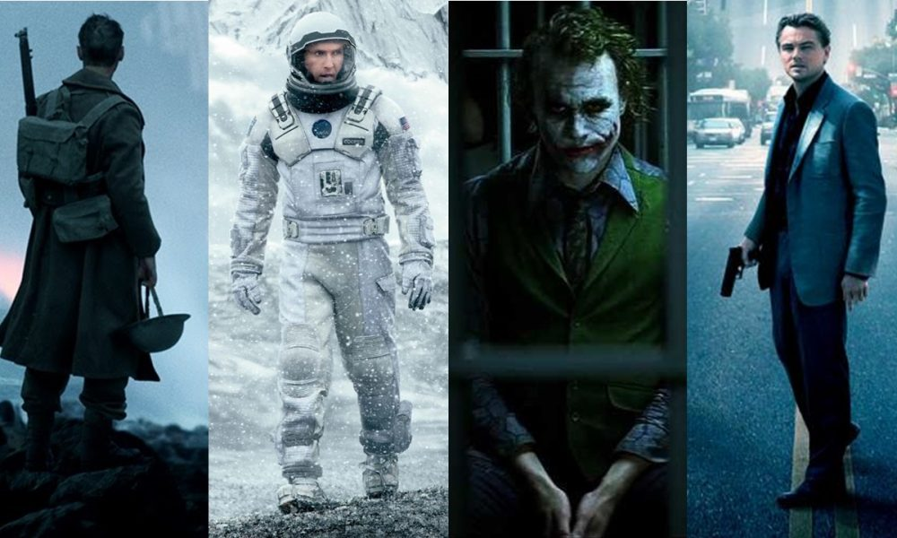 All Of Christopher Nolan's Movies Ranked From Worst To Best