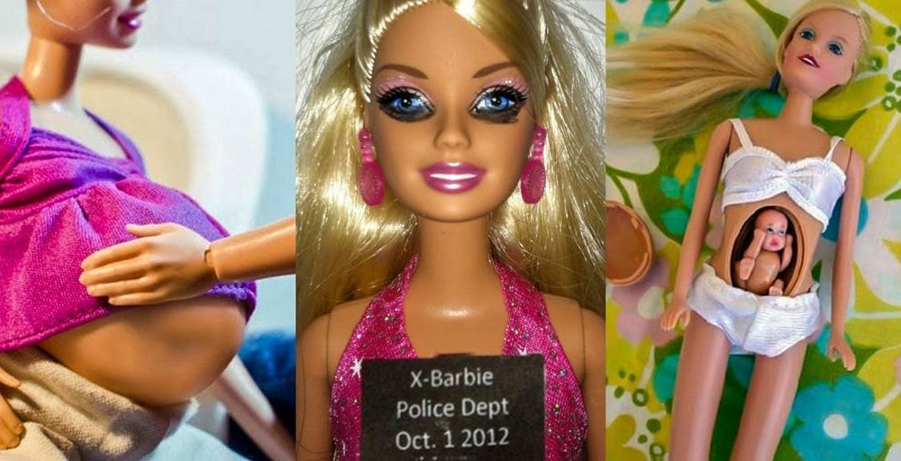 10 Controversial Barbie's To Hit The Shelves Of Toy Stores