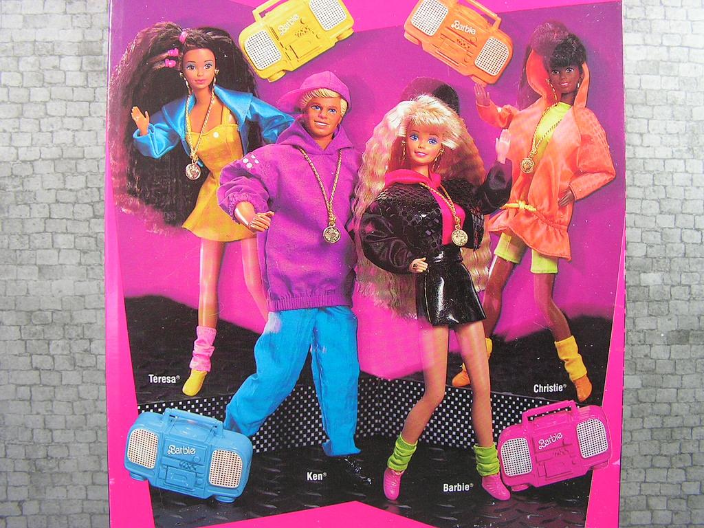 rappin rockin barbie