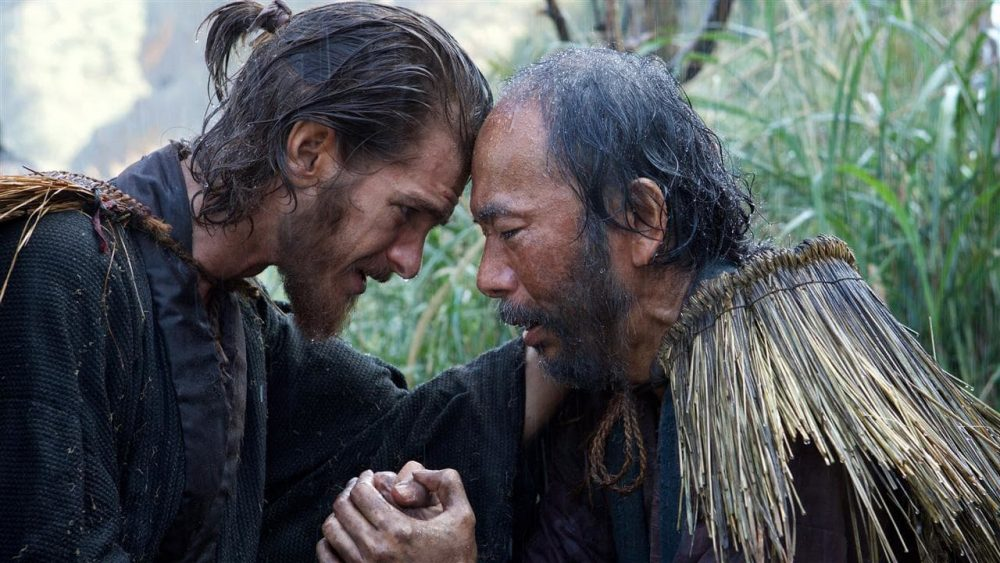 scorsese movies silence