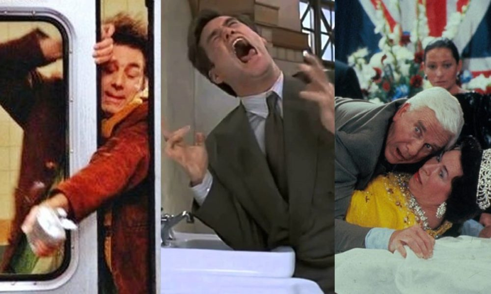 10 Times Slapstick Comedy Actually Worked